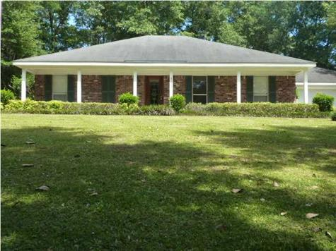 very nice home for sale in west mobile alabama 128 500