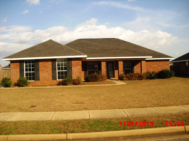 West Mobile foreclosure