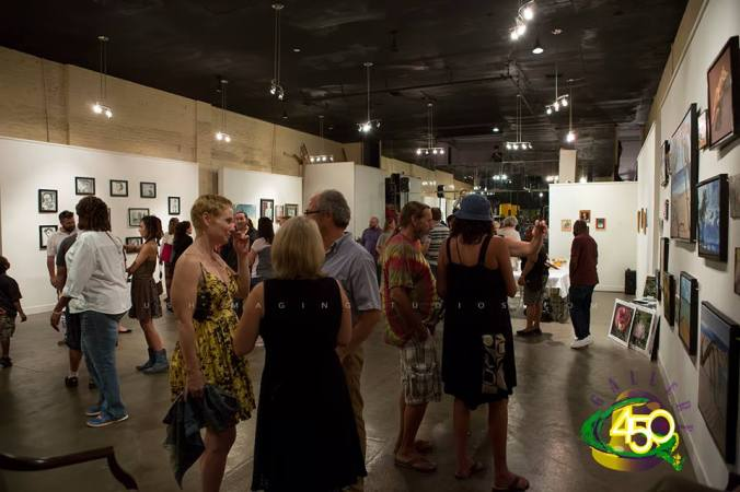 Preview Party @  Gallery 450 9/12/14